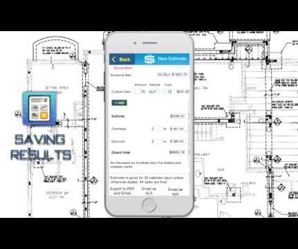 Concrete and estimating professional constructor central for Basement construction cost calculator