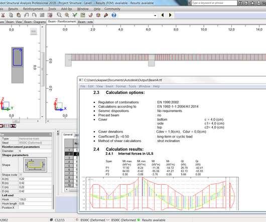 Autodesk, Concrete and Design - Professional Constructor Central