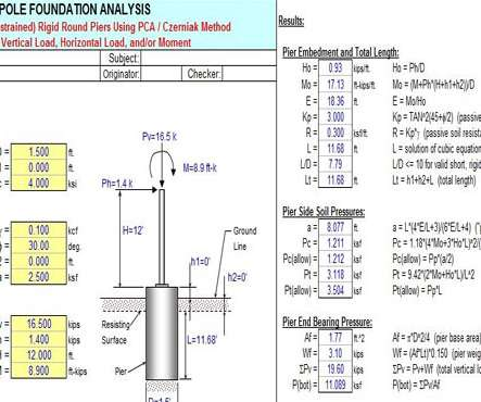 Concrete, Design and Foundation - Professional Constructor