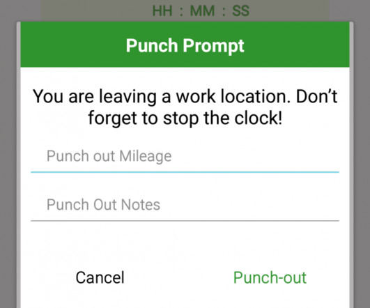 Mobility professional constructor central for What does punch out mean in construction
